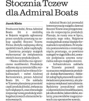 Wygrany przetarg na zakup stoczni w Tczewie