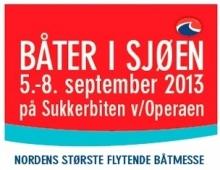 Thank you for visiting us at Båter i sjøen Oslo Boatshow!